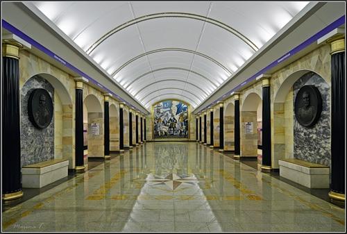 адмиралтейская метро фото